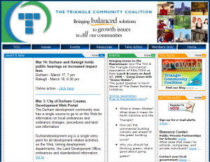 TCC website